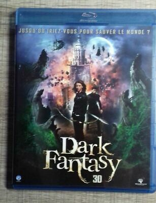 Dark Fantasy - Combo Blu-ray 3D + DVD