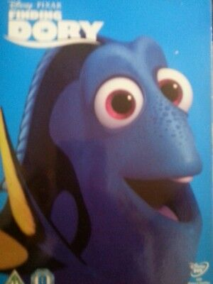 dvd walt Disneys finding dory new and sealed with slip cardboard