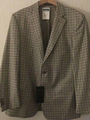 "Barret by DAKS london wool blazer/jacket uk size 48"" Reg b&t bnwt RRP £750"
