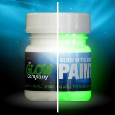 EXTREME Glow in the Dark 10ml Paint Bottle   - Buy 2 Get 1 FREE