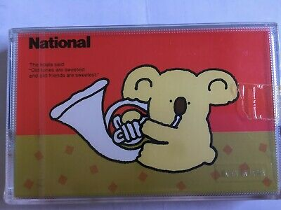 National 46 Nck Factory Sealed Audio Cassette Japan