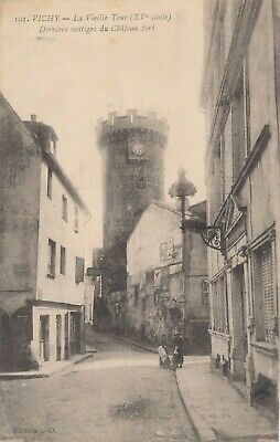 CPA - France - (03) Allier - Vichy - La Vieille Tour