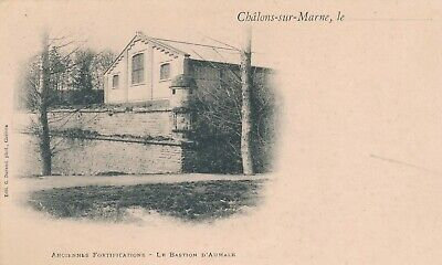 CPA - France - (51) Marne - Chalons-sur-Marne - Anciennes fortifications - Le Ba