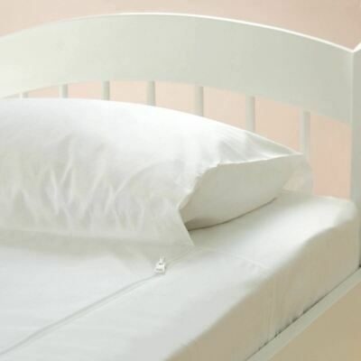 The Gro Company - Spare Replacement Gro-To-Bed Cot Bed Sheet, White, 2yrs+