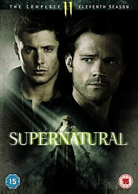 Supernatural - Season 11 [DVD] [2016][Region 2]