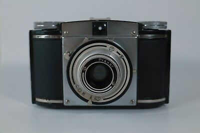 Braun Paxina Medium Format Vintage Film Camera