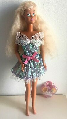 Sindy Vintage Hasbro Hot Looks Rare Doll