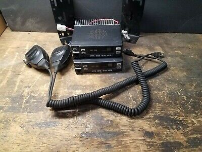 Kenwood TK-862G UHF Mobile Radios (Two)
