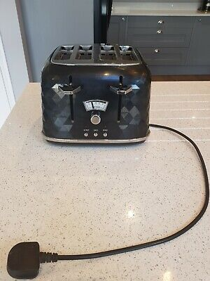 DeLonghi Black Toaster