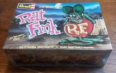 """Revell Rat Fink Ed """"big Daddy"""" Roth.(1990) (Brand New Factory Sealed) Nice #6199"""