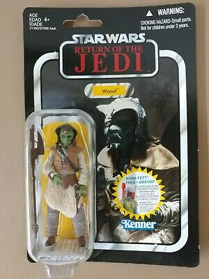 Star wars vintage collection action figure VC24 Wooof