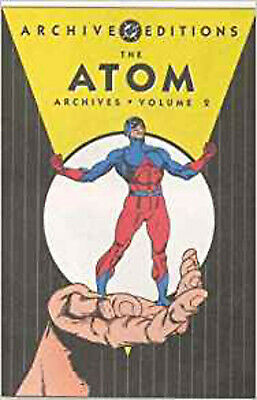 The Atom Archives Volume 2 (DC Archive Editions (Hardcover)), Fox, Gardner, New