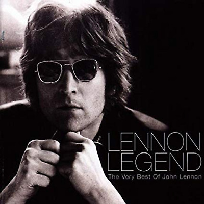 Lennon Legend: The Very Best Of John Lennon Original Audio Music CD New