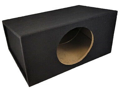 "BMW 10"" Custom MDF Bass box Sub Enclosure SUBWOOFER BOX for Convertible E46 F33"