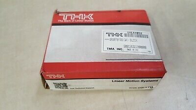 THK SR25TB1SS(GK) Linear Guide Block, Rail, UHL04058