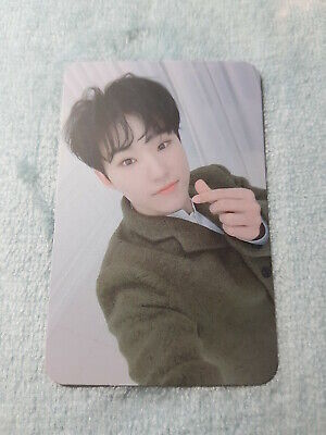 SEVENTEEN 6th Mini Album YOU MADE MY DAWN Hoshi Type-6 Photo Card K-POP(10