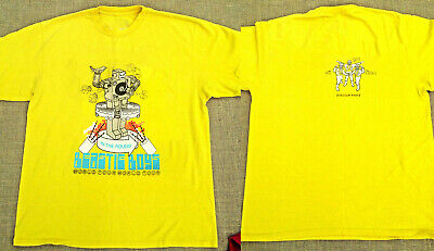 Vintage Beastie Boys Hello Nasty Tour T Shirt 90s Original Concert