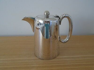 Vintage Walker & Hall 53312 A1 Coffee Pot/Hot water 1½ Pint Jug