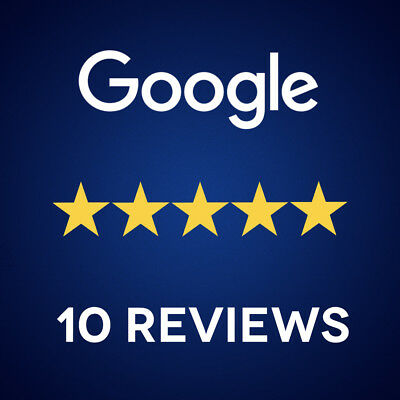 10 Google Reviews For Business Real 5 STAR ⭐⭐⭐⭐⭐