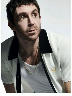 Fred Perry x Miles Kane Sold Out Extra large! Button Through Knitted Shirt