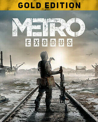Metro Exodus Gold Steam + AUTO ACTIVATION