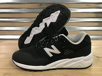 75e458187f New Balance 580 Retro Running Shoes RevLite Black White Oreo SZ ( MRT580XI )