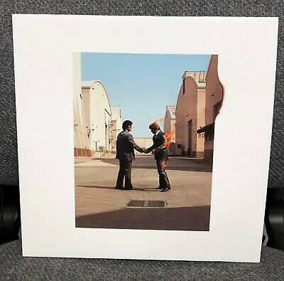 Pink Floyd Wish You Were Here 180 Gram Vinyl LP (Used, G+)