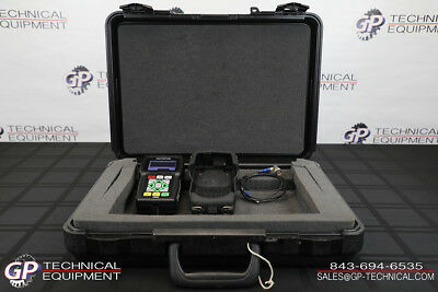 Olympus 45MG Ultrasonic Thickness Gage Portable NDT Inspection ALL OPTIONS