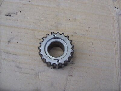 Renault Grand Scenic Crankshaft Belt Sprocket 1.6 16v K4M 022229 04-08 Megane