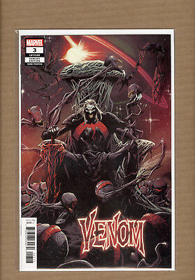 Venom #3  Third 3Rd Print 1St Knull God Of The Symbiotes  Donny Cates Stegman Nm