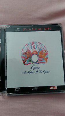 Queen – A Night At The Opera dvd audio