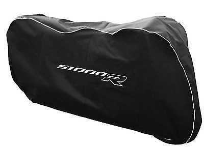 Indoor Breathable motorcycle cover to fit  BMW S1000R by DustOff Covers.