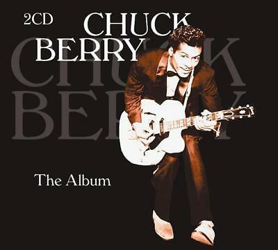 Chuck Berry - The Album von Chuck Berry (2017)          2 CD NEU OVP