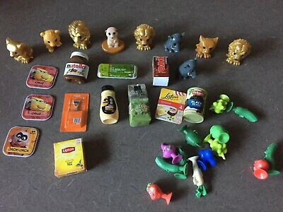 Coles Stikeez Mini Collectables - $8.99 each with FREE POSTAGE!! FREE POUCH!