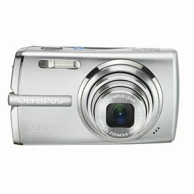 Olympus Stylus 1010 10MP Digital Camera Silver 226270 FREE SHIPPING