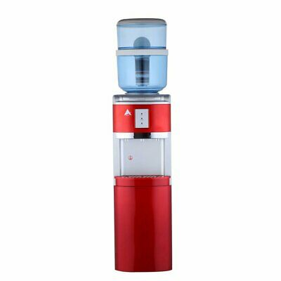Aimex Australia Red Floor Standing Water Cooler Hot Cold Office 8 Stage Filter