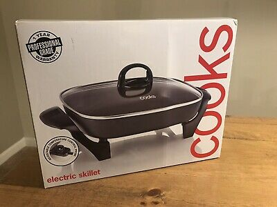Cooks Electric Skillet. *Brand New*