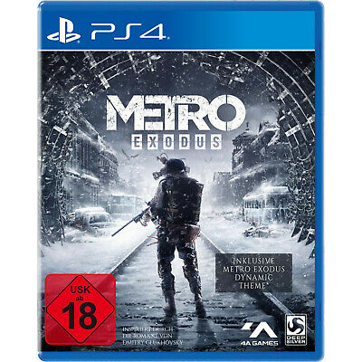 Metro Exodus - Day One Edition - PlayStation 4
