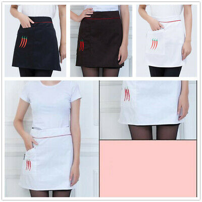1pcs Kitchen Chef Cooking Sleeveless Aprons Cafe Commercial Restaurant Apron