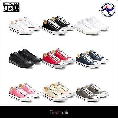 Converse - Chuck Taylor All Star Low - Men's Women's Unisex Casual Shoe