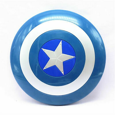 Superhero Avengers Captain America Shield with LED light & Collectible Kids Toys