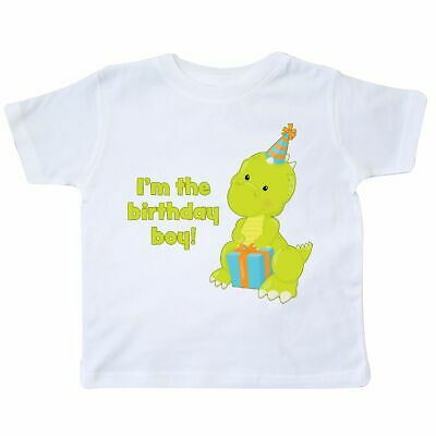 a647219f INKTASTIC I'M THE Birthday Girl Toddler T-Shirt Birthdays Matching ...