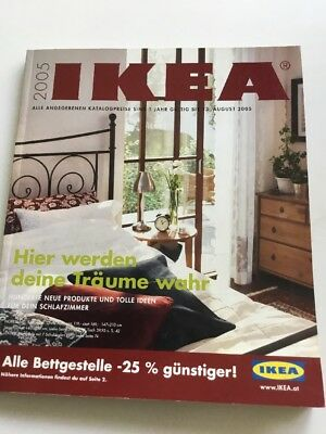 Ikea Möbel Katalog 2005 Furniture Catalog Book Catalogue Einrichtung