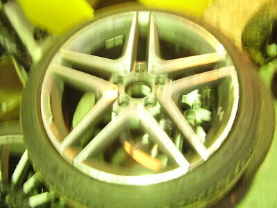 "Genuine Mercedes A/b Class Amg 18"" Alloy Wheel A1764010000 Tyre Scrap Read Ad"