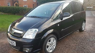 2009 Vauxhall Mervia 1.8 Design- Low Milege - Lady Owner For 9 Years