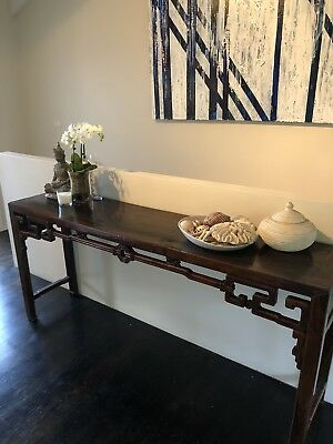 Stunning Antique Chinese Table