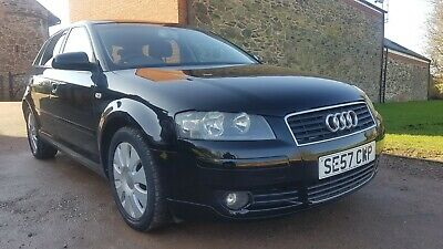 2007/57 Audi A3 Special Edition 1.6 * No Reserve * Lady Owner