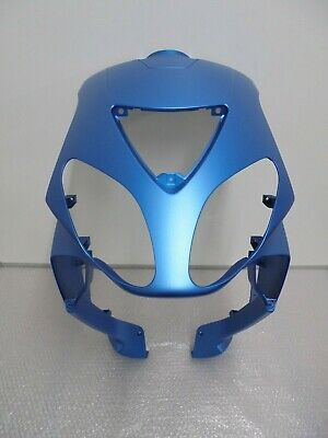 Piaggio NRG 50 Power Purejet Front Shield Fairing Blue 232/A 95932300AM