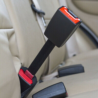 25cm In Car Safety Seat Belt Buckle Extension Extender High Strength Accessories
