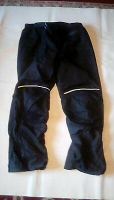 Mens Frank Thomas Endurance Motorcycle Trousers textile touring, commuting